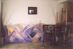 Abstracto en un bar