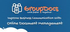 Improving Business Communication With Online Document Management