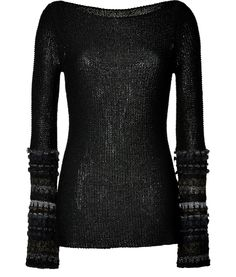knitted sweater ♥