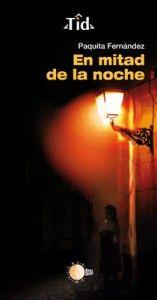 En mital de la noche / Paquita Fernández. El narcisismo de una muchacha de 18 años que llega a Madrid dispuesta a comerse el mundo la ayuda a subir peldaños con rapidez en su carrera de actriz. Éxitos mal logrados la encumbran hasta la fama. Misteriosos episodios de su vida, y su eterna ambición y soberbia, la van llevando a un final de traiciones y soledades. http://absysnetweb.bbtk.ull.es/cgi-bin/abnetopac01?TITN=517150