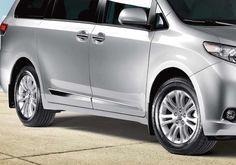 Toyota Sienna 11-17 Driver Side Window Run Channel Genuine OEM OE
