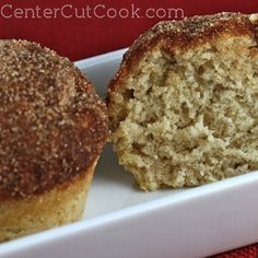 These Cinnamon Sugar Muffins come together quick and are sure to please!