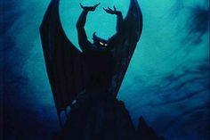 """Fantasia"" by Walt Disney (1940) - segment ""Night on Bald Mountain"" by Wilfred Jackson - Chernabog the Demon"