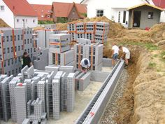 ICF Insulated Concrete Forms