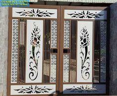 Home Gate Design, Gate Wall Design, Grill Gate Design, Window Grill Design Modern, House Main Gates Design, Steel Gate Design, Front Gate Design, Main Door Design, House Design