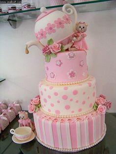 .Mama's Pinked My 1st Birthday