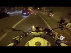 WiLL RT Biker VS Enlatado #cuandoentenderan