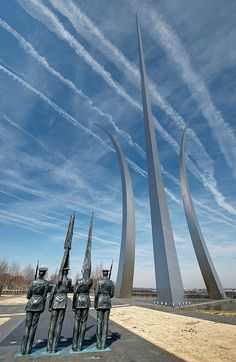 Air Force Memorial.  One Air Force Memorial Drive  Arlington, VA 22204.  Phone:  703-979-0674.  Fax: 703-979-0556 afmf@airforcememorial.org. afmf@airforcememorial.org.