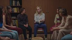 watch greta gerwig, elle fanning, and annette bening shine in the trailer for century women' Woman Movie, I Movie, Movies Showing, Movies And Tv Shows, Greta Gerwig, 20th Century Women, Annette Bening, Soul Friend, Cinematic Photography