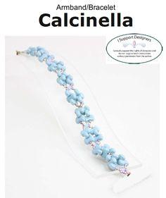 Návody   G&B beads Beaded Bracelets, Jewelry, Design, Fashion, Moda, Jewlery, Jewerly, Fashion Styles, Pearl Bracelets