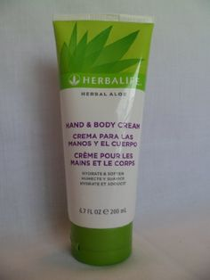 Herbalife Herbal Aloe Everyday Soothing Hand  Body Lotion *** Visit the image link more details.