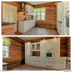 keittiöremontti,ennen-kuva