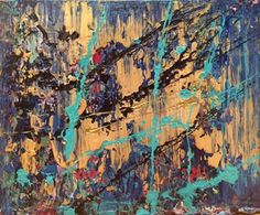 Happy 1:  Abstract Art