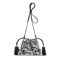 Loewe - flamenco 20 Barroco bag stone - http://www.loewe.com/eu_en/women-s-bags-flamenco-20-barroco-bag-stone.html#