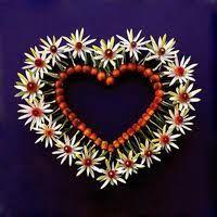 Mondays heart for Madalene