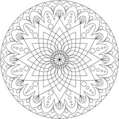 coloring picture mandala coloring pages printable and colorsmandala coloring pagesfor kids - Kids Coloring Activities