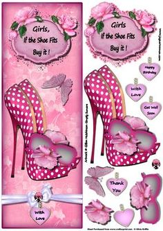 If the shoe fits DL on Craftsuprint - Add To Basket!