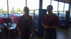 Melissa Daniels just purchased her new Fusion at Statewide Ford