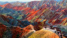 10 paisagens inacreditáveis e que merecem ser preservadas