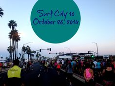 Surf City 10 Race Re-Cap 2014 - My No-Guilt Life | My No-Guilt Life