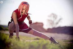 Sakura Haruno - The Last cosplay by SakuraBlossom94