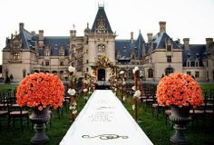 Hines-Sight Blog: Marrying in Royal Style at the Biltmore Estate in North Carolina