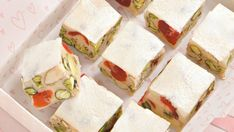 Homemade Nougat - Good Christmas Food Gift Idea.