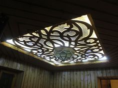 Openwork products for interior decoration