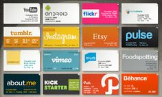 Simple Business card ideas