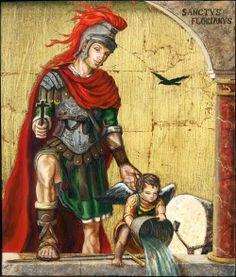 May 4. Saint Florian