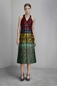 MARY KATRANTZOU - PRE AUTUMN / WINTER COLLECTION 2015 / 2016 #EZONEFASHION