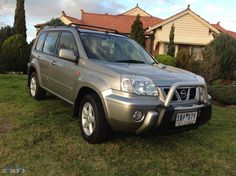 2003 Nissan X-Trail Ti Luxury