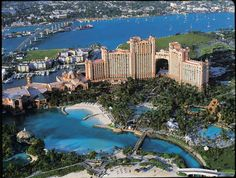 Atlantis Hotel in the Bahamas :)