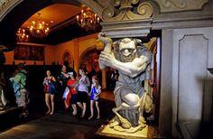 Acesso ao Be Our Guest Restaurant, na Nova Fantasyland, Magic Kingdom