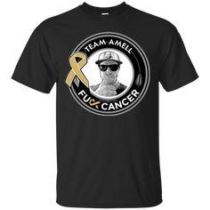 Team Amell Fuck Cancer Cancer Amell Shirts Hoodies Sweatshirts
