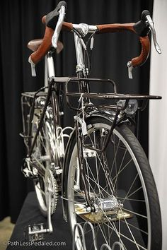 Touring Bike from Littleford Custom Bicycles