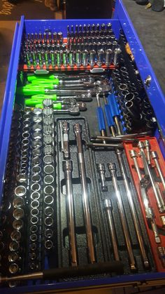 Filling up the tool box!