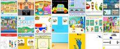 Una buenísima recopilación de juegos online para educación especial http://ow.ly/b9Xse