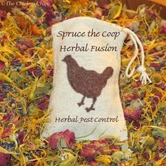 1 lb Spruce the Coop Herbal Fusion. FREE SHIPPING!