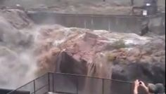 Unseen Footage of the Thompson Canyon Flood
