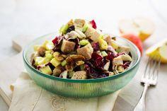 NYT Cooking: Turkey Waldorf Salad