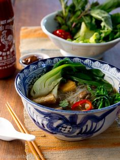 Vegetarian Pho- use broth recipe with coconut amino's and no fish sauce. Use AIP approved add-in's