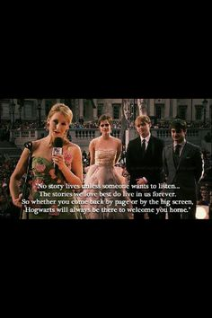 I will never not pin this. This quote makes me tear up EVERY TIME. JK Rowling you are amazing