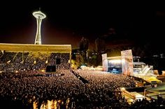 Debating if Bumbershoot vip gold or emerald passes are worth? We breakdown the benefits of each