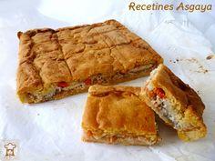 Anchovies Pie /  Empanada de Millo con Xoubas / Empanada de Maíz con Sardinillas_RECETINES ASGAYA: