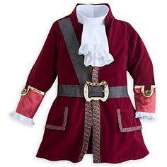 Déguisement enfants Capitaine Crochet, Jake et les Pirates du Pays Imaginaire