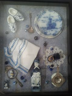 Dutch Memory Box.....I am so making one of these!!