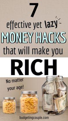 Money Hacks, Money Savers, Money Tips, Frugal Living Tips, Frugal Tips, Make Side Money, How To Make Money, Best Money Saving Tips, Saving Money