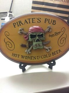 Pirate faerie Pub - for our next faerie garden on the creek