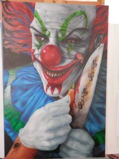 who like a clown by julie